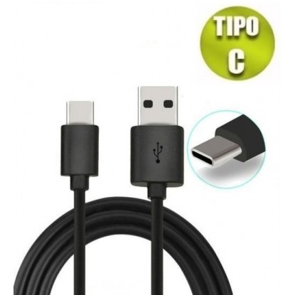 CABO USB-A MACHO X MicroUSB C Macho (1,0m)