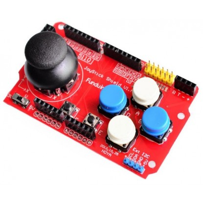JoyStick Shield para Arduino - PS2