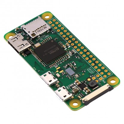 Raspberry Pi Zero W - frente