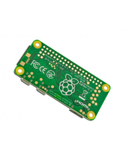 Raspberry Pi Zero W - verso