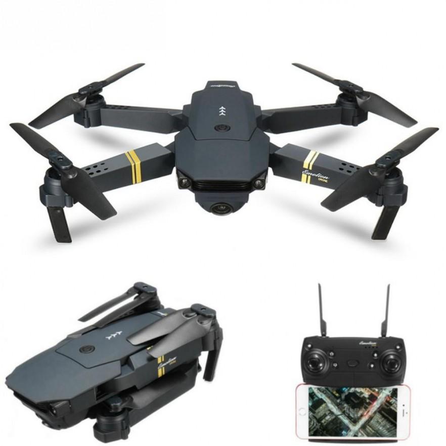 Drone X Pro 720p HD - frente