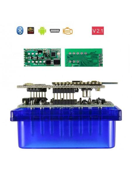 OBD2 - Scanner Automotivo ELM327 com Bluetooth - circuitos