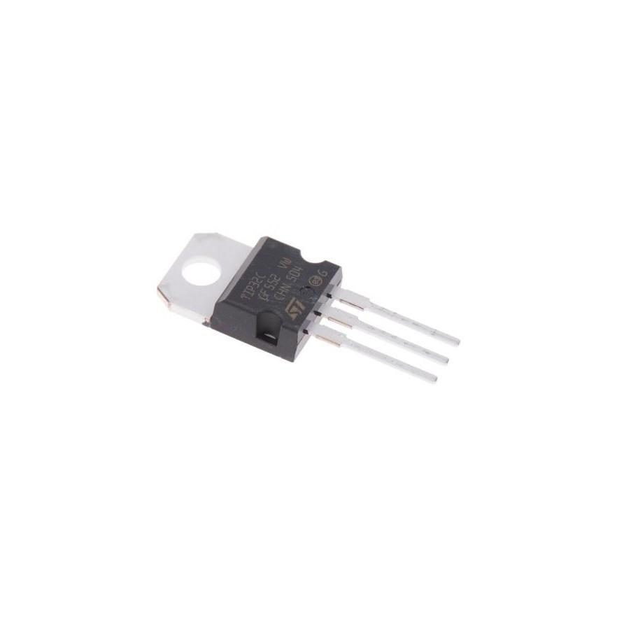 TRANSISTOR TIP32C (PNP-PLASTICO)