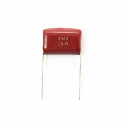 CAPACITOR POLIESTER 390NF/250V