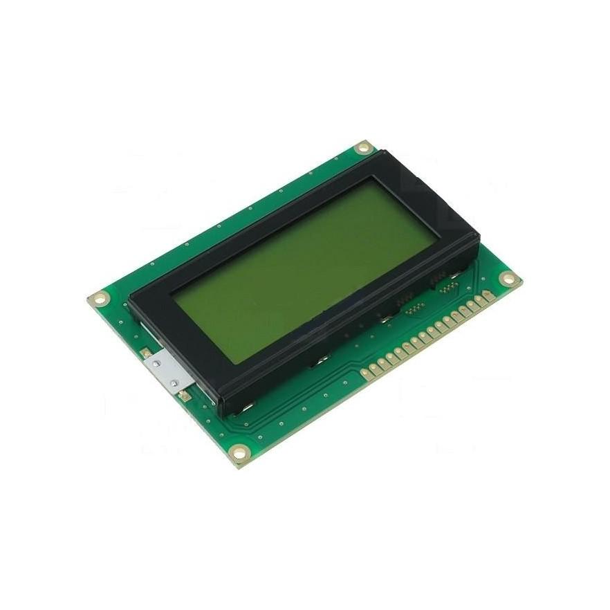 DISPLAY CRISTAL LIQUIDO (LCD 16x04 - BR/AZ)