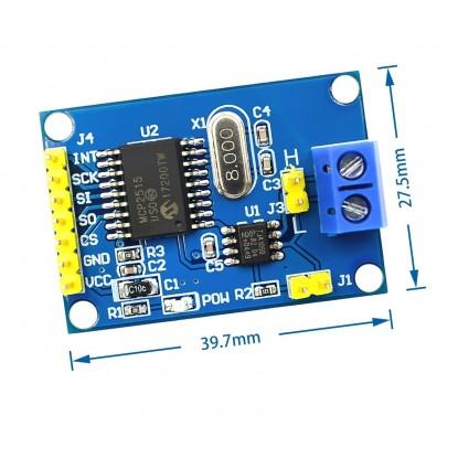 Módulo CAN BUS MCP2515 -...