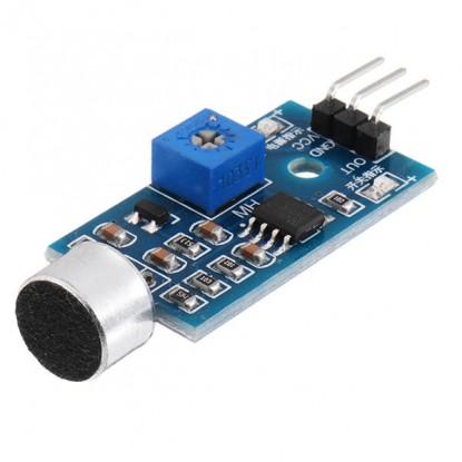 Módulo Sensor de Som -...