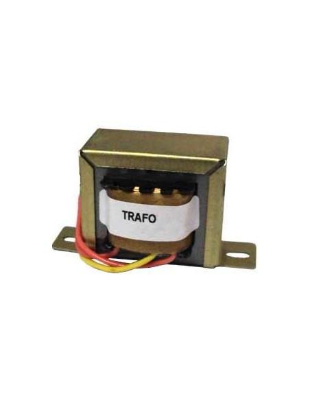 TRANSFORMADOR ABAIXADOR (6V+6V / 200mA)