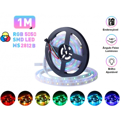 FITA DE LED RGB 5050...