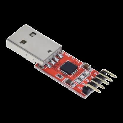 Modulo Conversor USB 2.0 P/...
