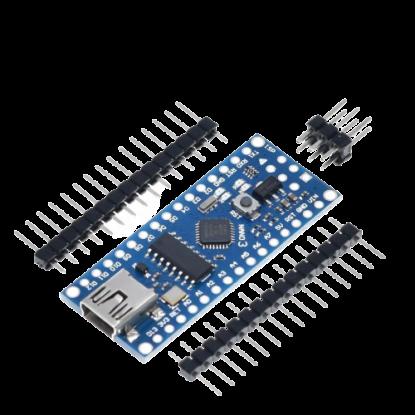 Arduino Nano R3 (pinos NÃO...