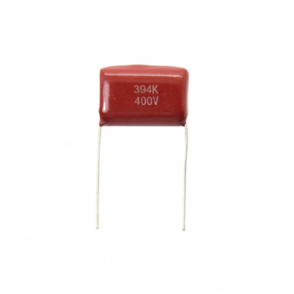 CAPACITOR POLIESTER 390NF/400V