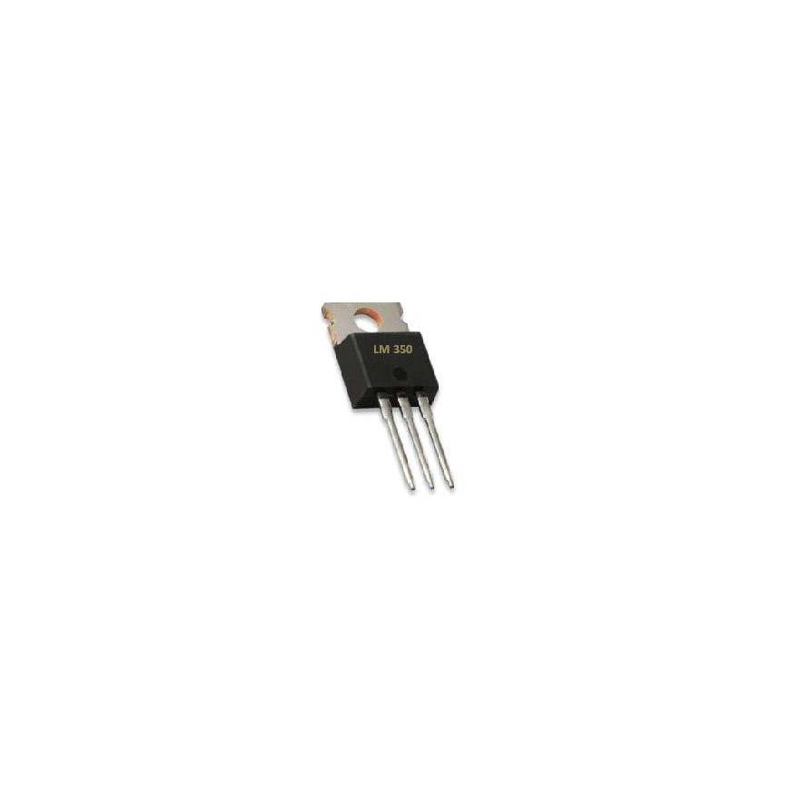 LM350 (1,2 - 33V / 3A)