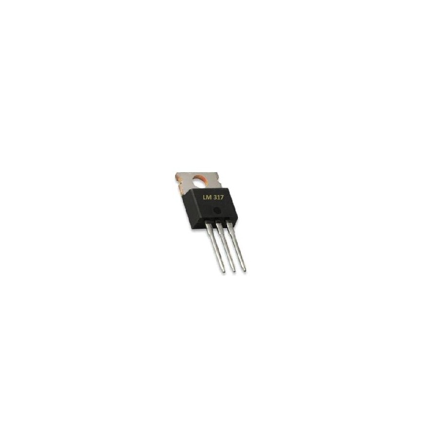 LM317 (1,2 - 37V / 1,5A)