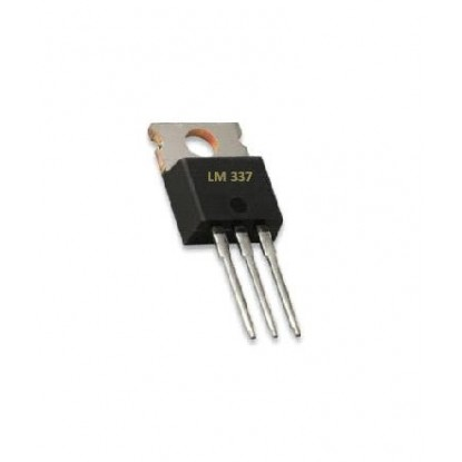 LM337 (1,2 - 37V / 1,5A)