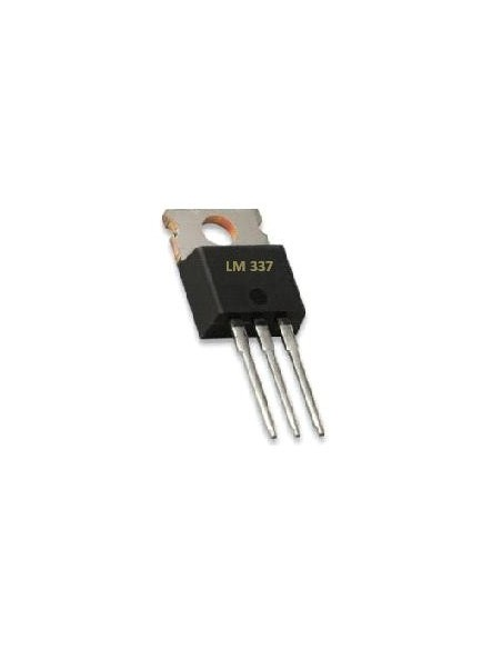 LM337 (-1,2 a - 37V / 1,5A)