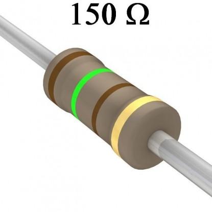 Resistor_150R-1/4W