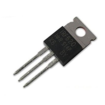 MOSFET IRF620 (Canal N)