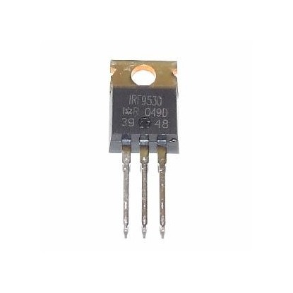 MOSFET IRF9530 (Canal N)