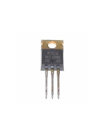 MOSFET IRF9530 (Canal P)