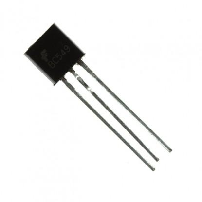 TRANSISTOR BC549 (NPN-PLASTICO)