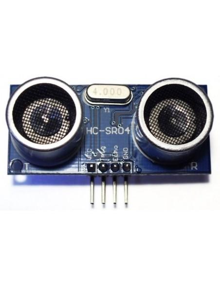 Módulo Sensor Ultrassônico: HC-SR04