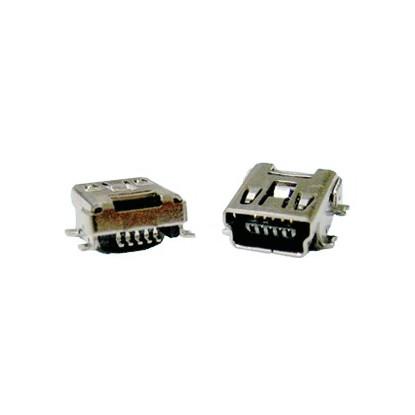CONECTOR MINI USB TIPO-B 5-PINOS (PCB-SMD)