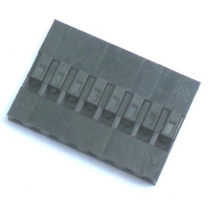 CONECTOR MODU FEMEA (Alojamento 01X08 - 180 graus)