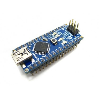 Arduino Nano USB - v3 - Verso