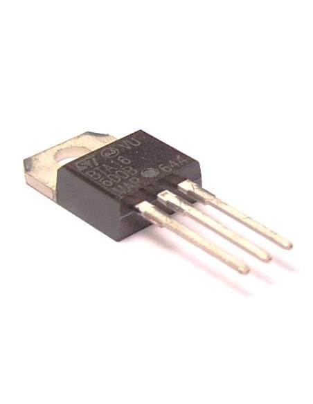TRIAC BTA16-600