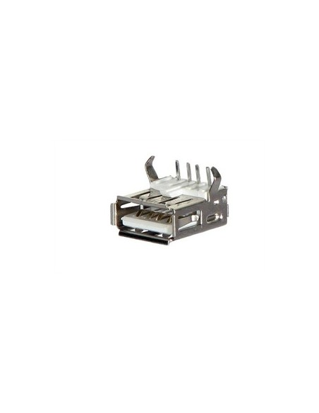 CONECTOR USB FEMEA TIPO A (90º - PCB)