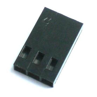 CONECTOR MODU FEMEA (Alojamento 01X03 - 180 graus)
