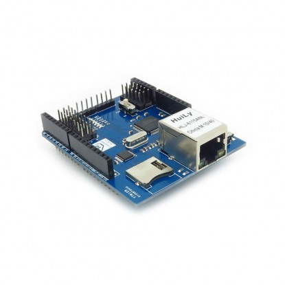 Shield Ethernet / Rede - WIZnet W5100