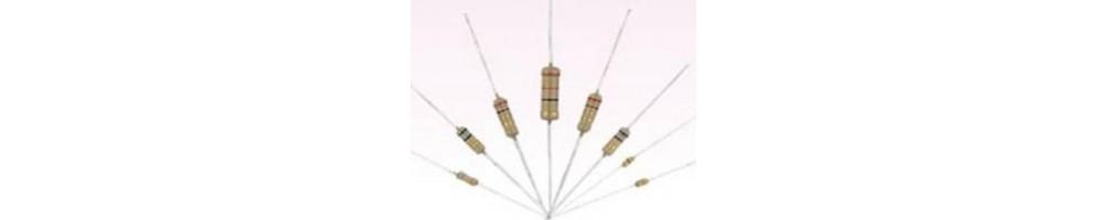 Resistores de Filme de Carbono