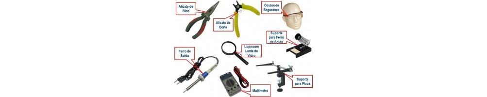 ferramentas, instrumentos
